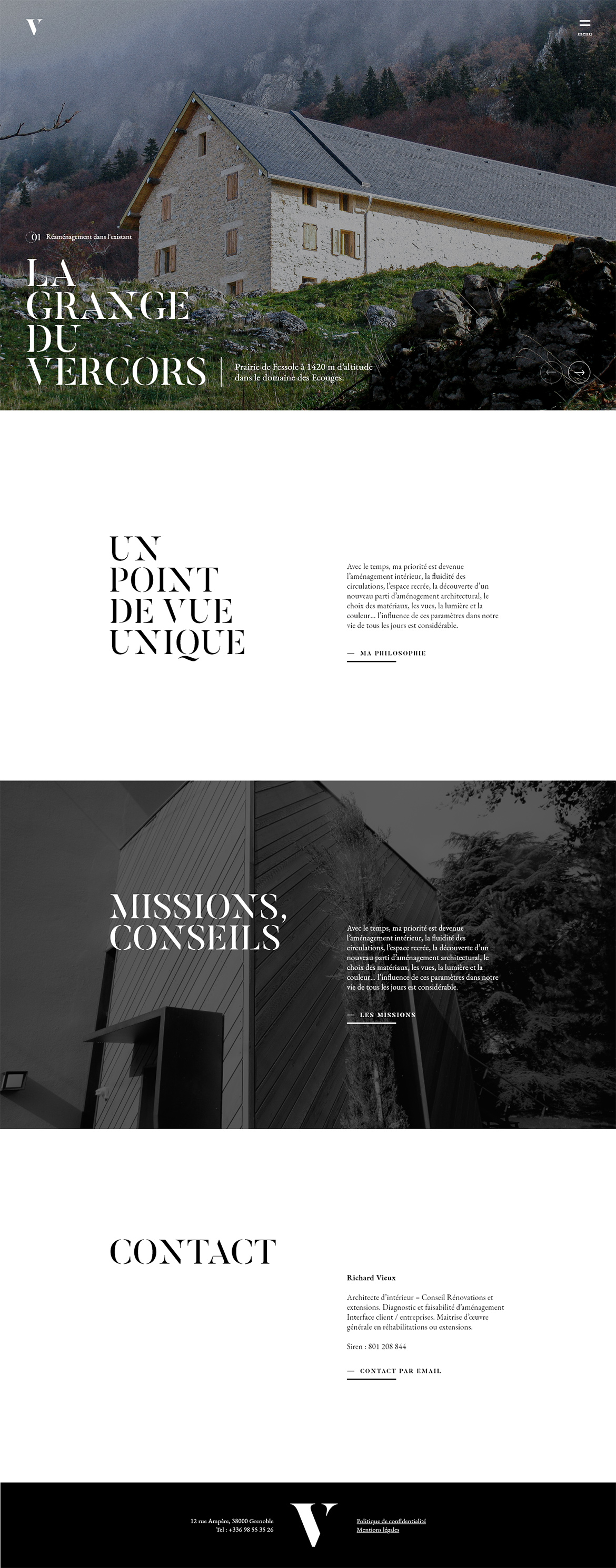 homepage-site